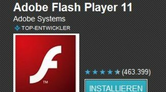 Adobe Flash Player: Kleines Update, noch kein Support für Ice Cream Sandwich