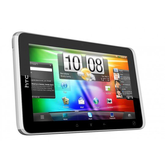 HTC Flyer: 7-Zoll-Tablet offiziell vorgestellt [MWC 2011]