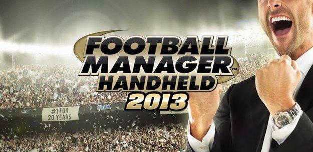 Football Manager 2013: Handheld-Version im Play Store [UPDATE: Nicht in Deutschland]