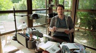 Gesponsertes Video: Multitasker James Franco und das Galaxy Note 10.1