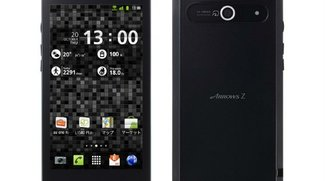 Arrows Z: Fujitsu-Toshiba Mobile bringt Dual Core-Androiden mit 13 MP-Kamera
