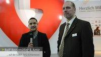 G Data Mobile Security: Interview mit Sicherheitsexperte Ralf Benzmüller [CeBIT 2012]