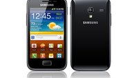 Samsung Galaxy Ace Plus: Erstes Bild durchgesickert [UPDATE: Jetzt offiziell]