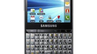 Samsung Galaxy Pro: Konkurrenz für BlackBerry