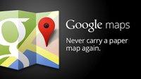 Google Maps: Update mit synchronisierter Suche ist da