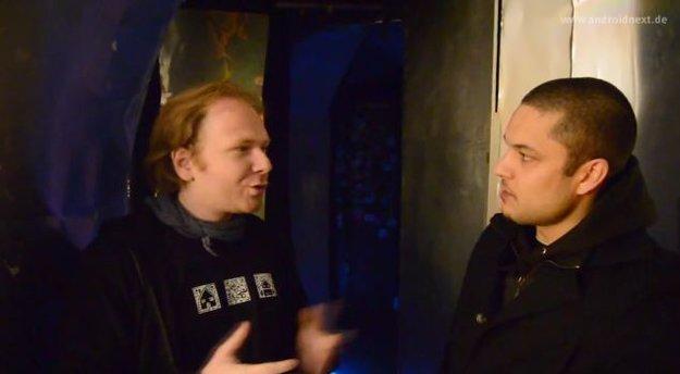 """GTUG Berlin GDD 2011: Interview mit Entwickler und c-base Kernmitglied Yan """"t"""" Minagawa"""