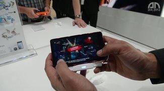 Samsung Galaxy Camera: AnTuTu-Ergebnisse und Dead Trigger angespielt [IFA 2012]