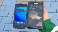 Galaxy Nexus: Noch mehr Hands On-Videos (auch auf Deutsch)