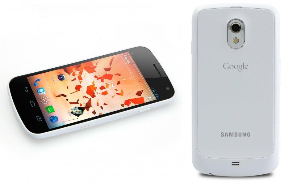 Galaxy Nexus: Weißes Modell heute für unter 300 Euro [Deal]