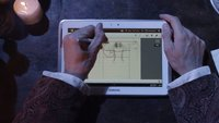 Gesponsertes Video: Wenn der da Vinci mit dem Galaxy Note 10.1 ...