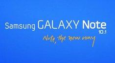 Gesponsertes Video: Das Galaxy Note 10.1 in der Übersicht