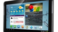 Samsung Galaxy Note 10.1: Kommt doch mit Quad Core-CPU