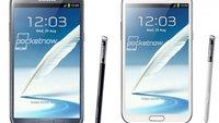Samsung Galaxy Note 2: Offizielle Bilder und Specs sind da