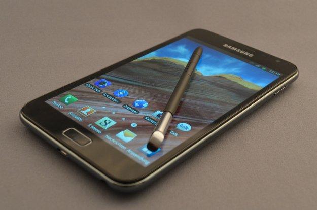 Samsung Galaxy Note 10.1: Kommt ein 10 Zoll-Tablet mit Stylus zum MWC?