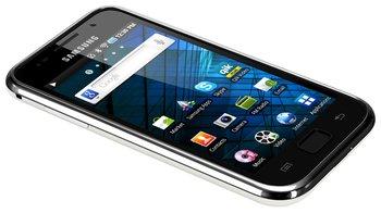 Galaxy S WiFi 4.0 side