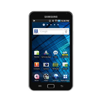 Galaxy S WiFi 5.0 front