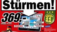 Samsung Galaxy Tab 2: 10.1 für 369 Euro, 7.0 ab 299 Euro