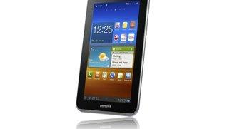 Samsung Galaxy Tab 7.0 Plus N: WLAN-Version ab sofort für 340 Euro lieferbar [Deals]