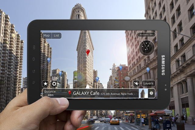 Samsung Galaxy Tab demnächst auch in 8,9 Zoll