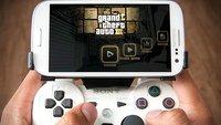 GameKlip: Smartphone-Halter für das PS3-Gamepad