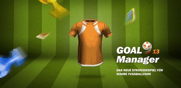 Goal Manager: Online-Fußballliga für die Hosentasche