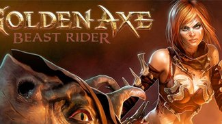 Golden Axe: Beast Rider
