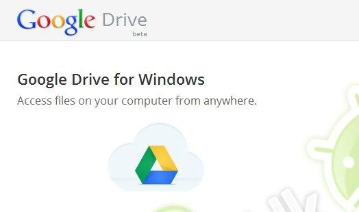 Google Drive: Online-Festplatte doch mit 5 GB Speicher?