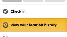 """Update für Google Maps bringt """"Zuhause"""" und """"Standortverlauf"""""""