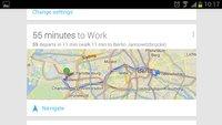 Google Maps: Jetzt auch in Deutschland mit S-Bahn und Fernverkehrsverbindungen