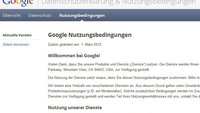 Google Drive: Erschreckende Nutzungsbedingungen? Im Gegenteil.