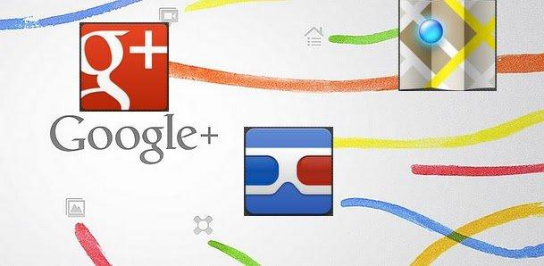 Google Apps: Updates für Maps, Goggles und Google+ im Android Market