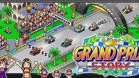 Grand Prix Story: Den eigenen Rennstall auf dem Android-Smartphone managen