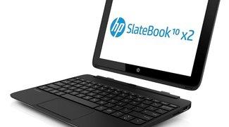 HP SlateBook x2: Tegra 4 Netbook-Tablet-Hybride vorgestellt