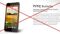 HTC Butterfly: Full HD-Smartphone kommt doch nicht nach Europa