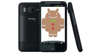 HTC Desire HD: Gingerbread Update wird ausgeliefert [Update: auch Incredible S]