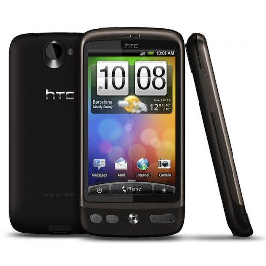 HTC Desire: Gingerbread Update noch im April?