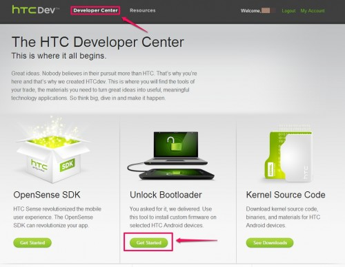 HTC Dev-Center