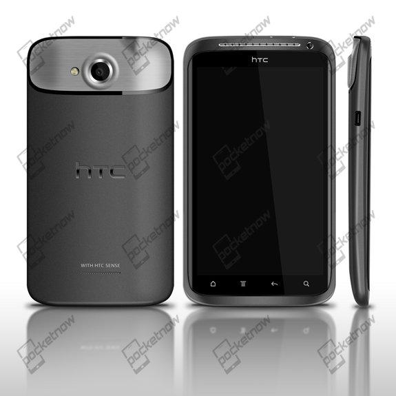 HTC Edge: Erstes Quad Core-Smartphone im April -- oder doch schon eher?