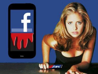 HTC Buffy - Codename des nächsten Facebook-Smartphones