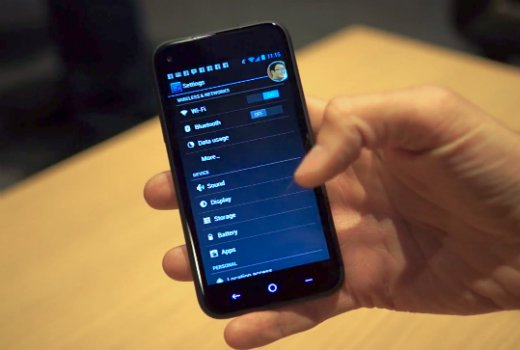 HTC First: Stock-Android statt Facebook Home nutzbar