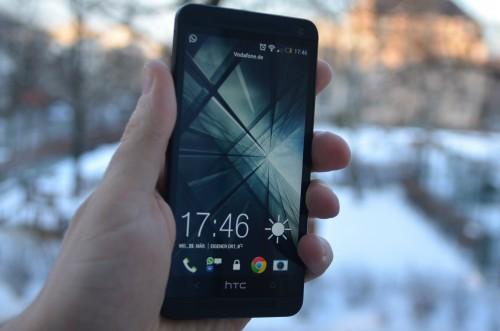 HTC-One-Blickwinkel