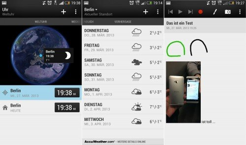 HTC-One-Clock-Notizen-Wetter