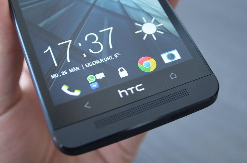 HTC One: Logo als Menü-Button verwenden – per Mod