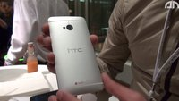 HTC One: Hands-On-Video zur Hardware von der Deutschland-Präsentation