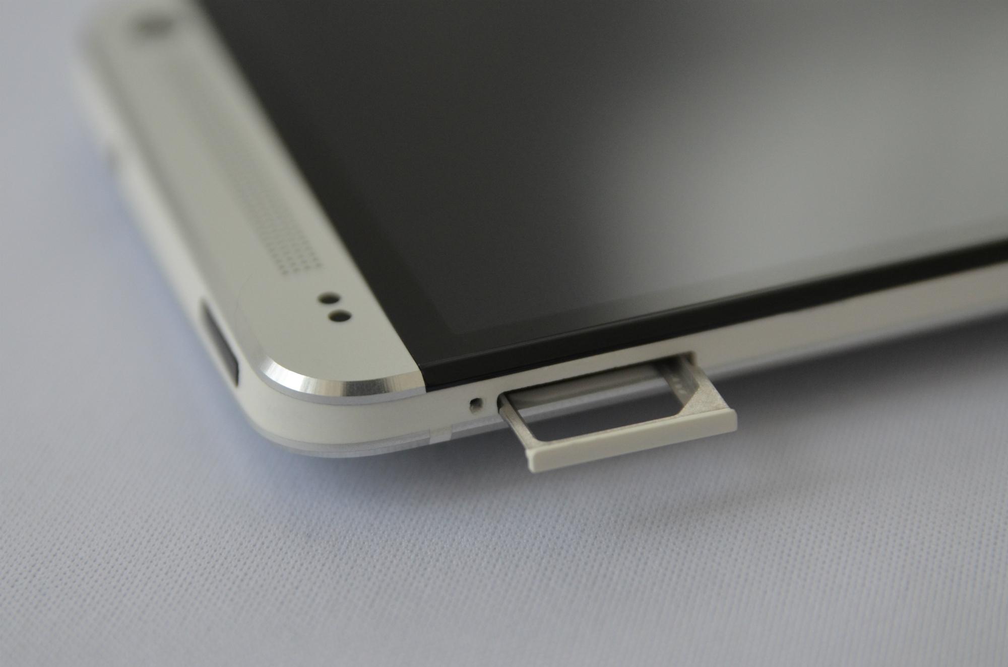htc one m7 sim karte HTC One (M7, 2013) im Test: Das beste Smartphone der Welt?