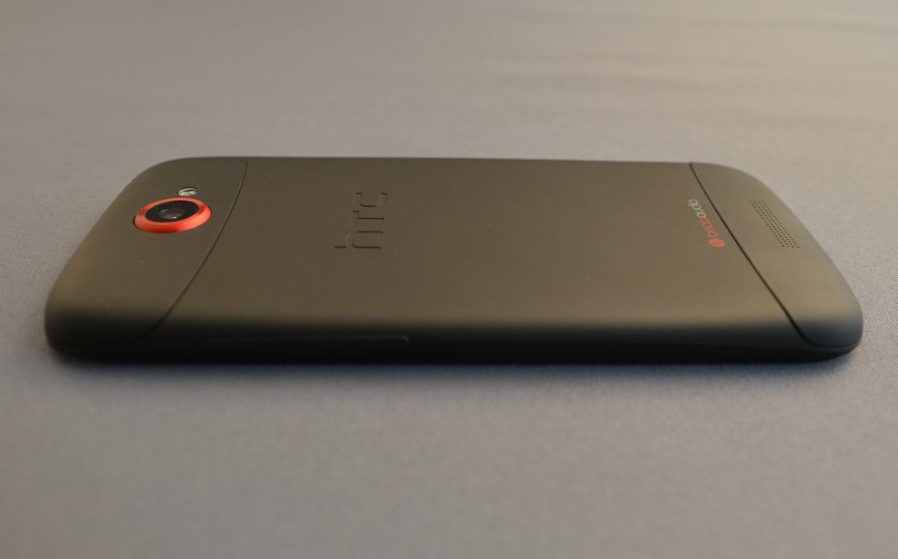 HTC One Back Side