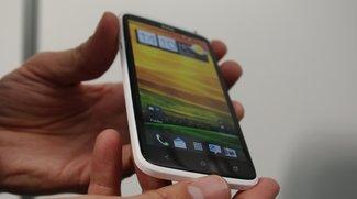 HTC One X: Firmware-Update 1.29.401.7 wird OTA ausgeliefert