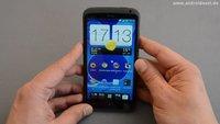 HTC One X: Erster Eindruck vom Tegra 3-Smartphone