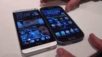 HTC One vs. Samsung Galaxy S3: Video-Vergleich