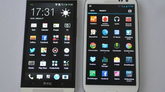 HTC One vs. Samsung Galaxy S3: Mikrofonvergleich bei Livemusik [Video]